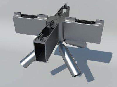 Несущие системы Sabo Systems
